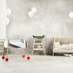 Linea by Leander: Cool, Modern Baby Furniture