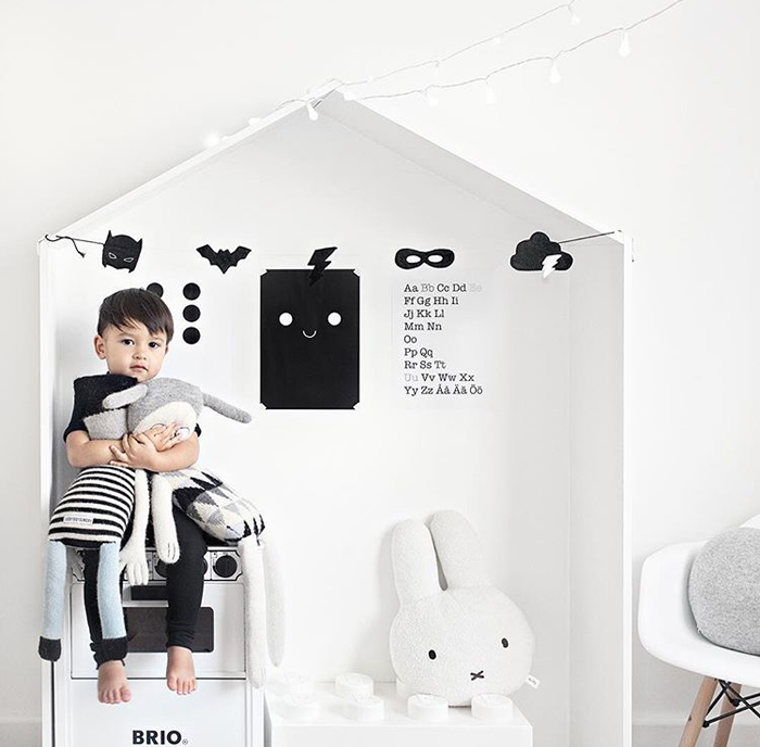 Super-Rooms for Your Little Superhero