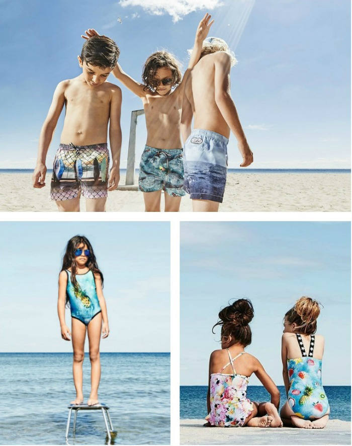 Molo Kids Swimwear 2016