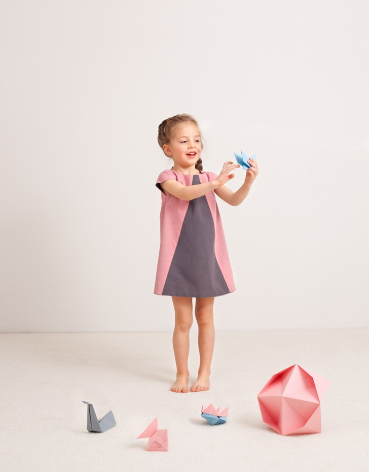 New! Origami Kids' Clothes by Bumoon