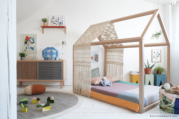 Kids Bedroom House dream bed, dream kids rooms - petit & small