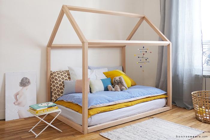 Dream bed dream kids rooms petit small - Tete de lit delamaison ...