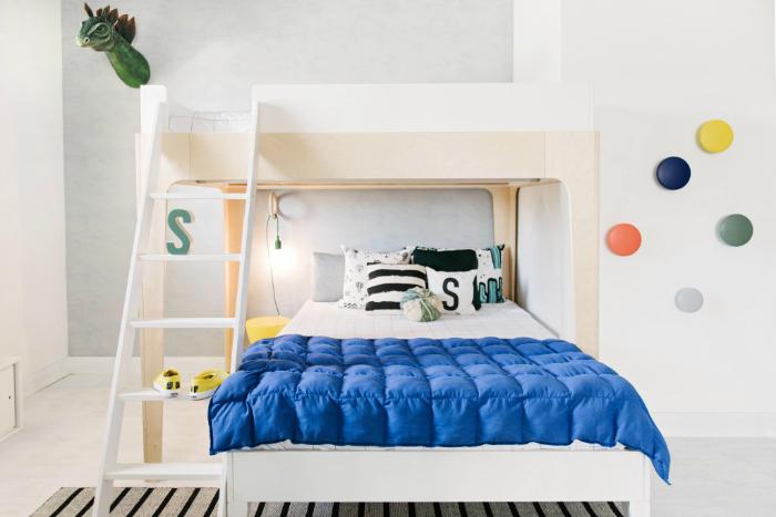 A Modern Boy's Room