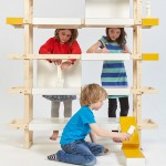 Students Project to Create Dynamic Kids' Furniture