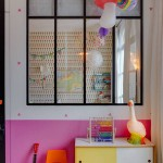 Eclectic Kids' Room with Bohemian Details
