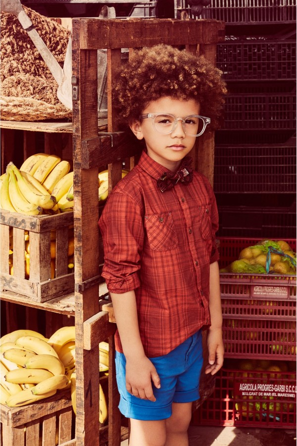 A Lookbook With Afro Cuban Style New Mango Kids
