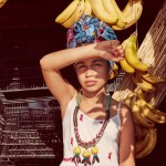 A Lookbook with Afro-Cuban Style: New Mango Kids' Collection