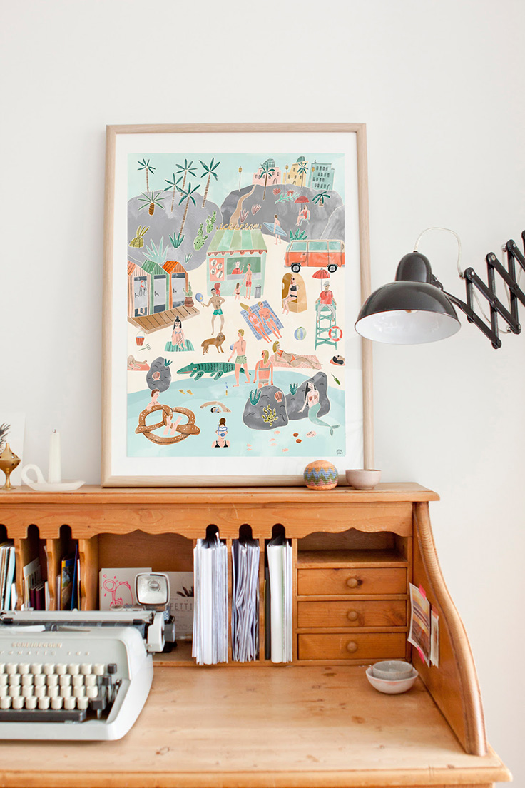 Spice Up Your Kids Room With These Incredibly Beautiful Posters