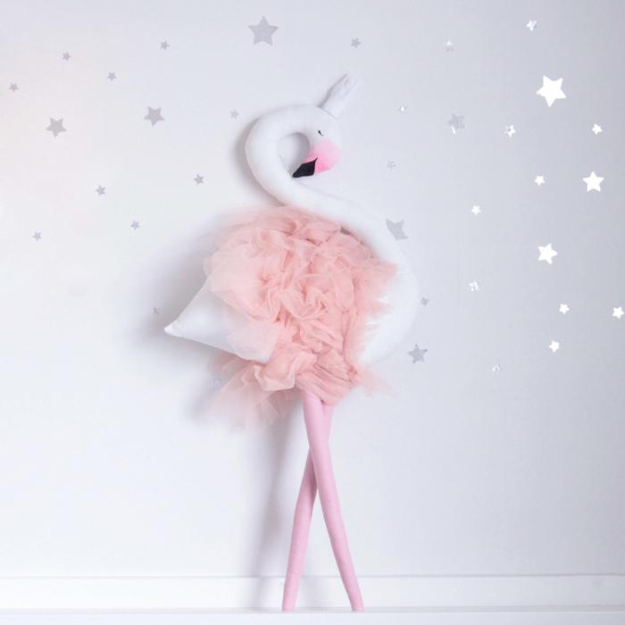 Liliana Flamingo by Ilka Handmade