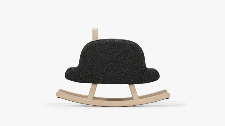 Rocking-Iconic-horse-Bowler-Hat