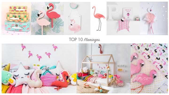 Top 10 Flamingos!