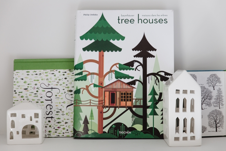 Tree houses book