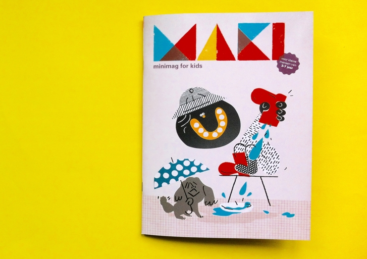 Discovering MAKI minimag , an Interview with Patricia Deiser