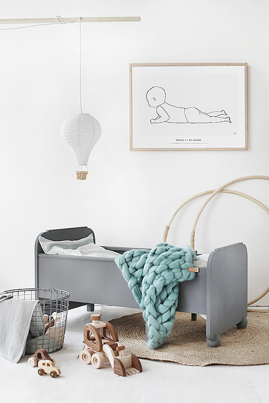 babys-nursery-white-wood