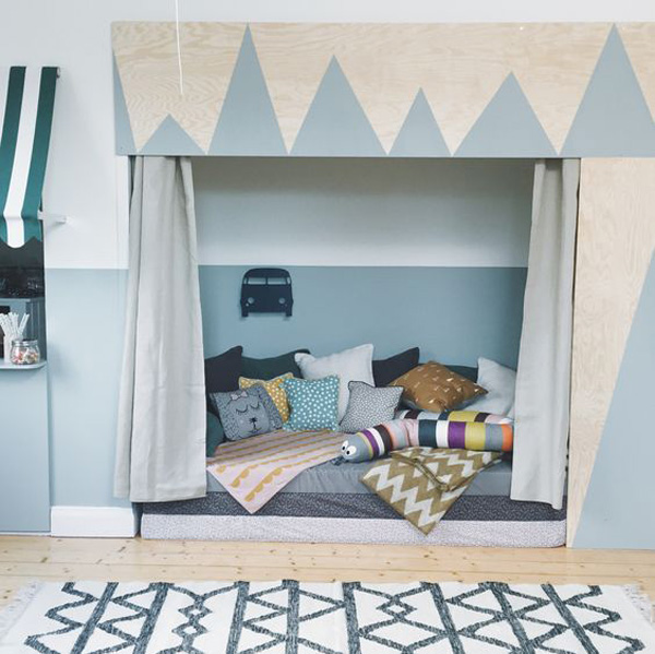 Children 39 S Hideaway Spaces At Home Petit Small