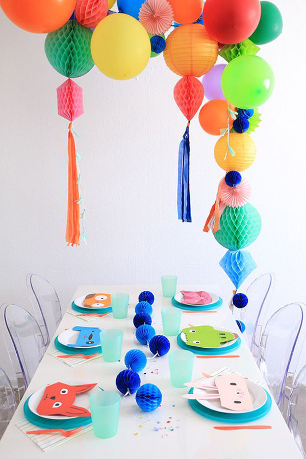 fiesta-infantil-globos