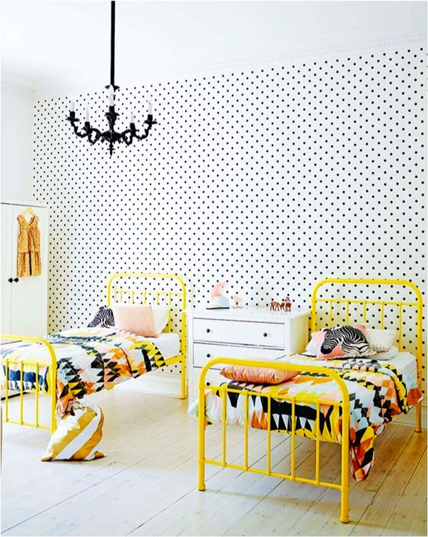 Add A Pop Of Sunny Yellow To Your Kids Room Petit Small