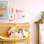 Add a Pop of Sunny Yellow to Your Kids Room Today