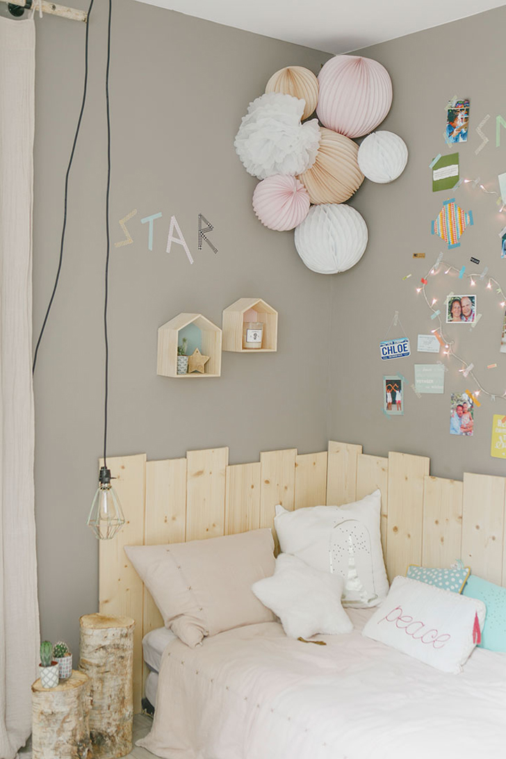 kids rooms natural bed childrens bedroom kids rooms: zones bedroom wallpaper