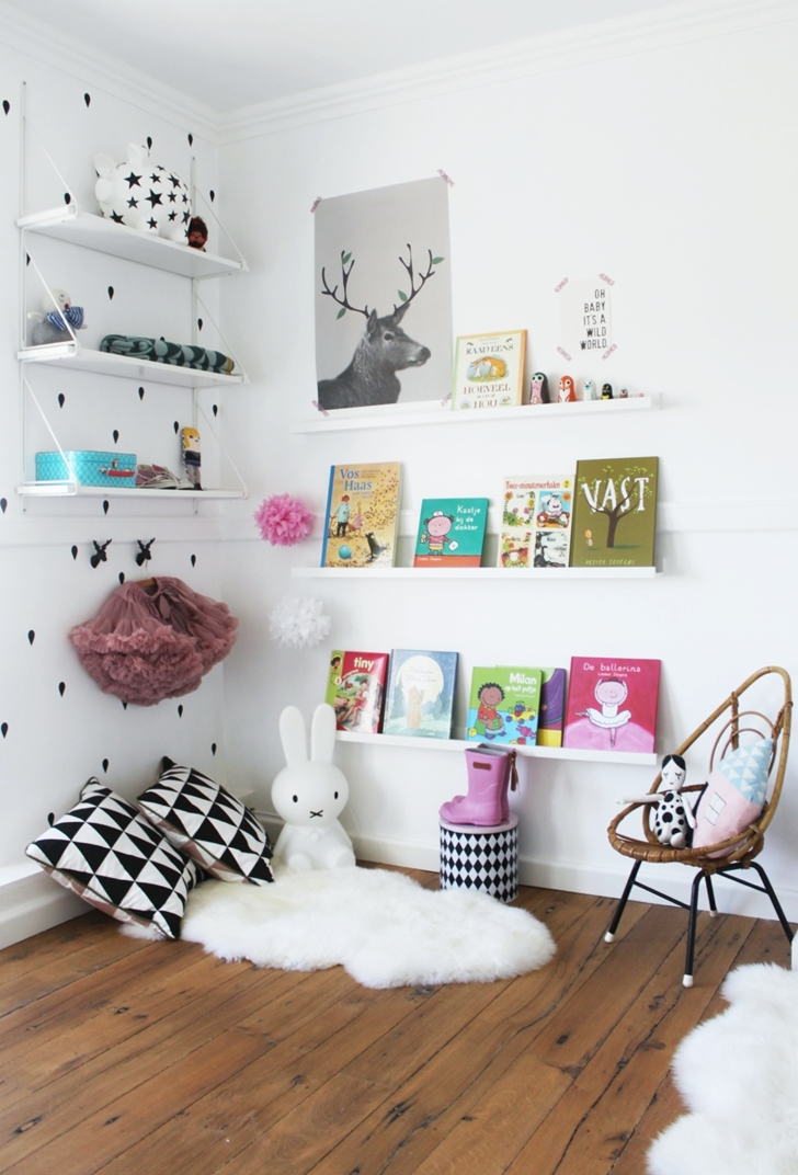 Ideas Para Decorar Habitacion Bebe Nordico