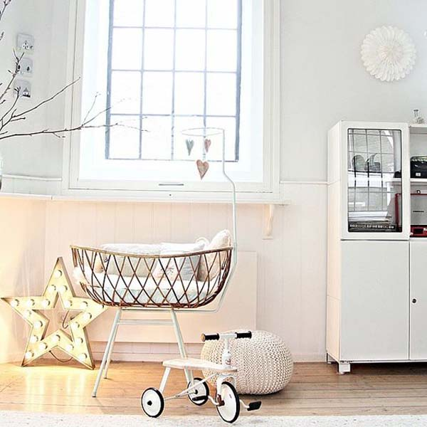 wicker-bassinet-nursery