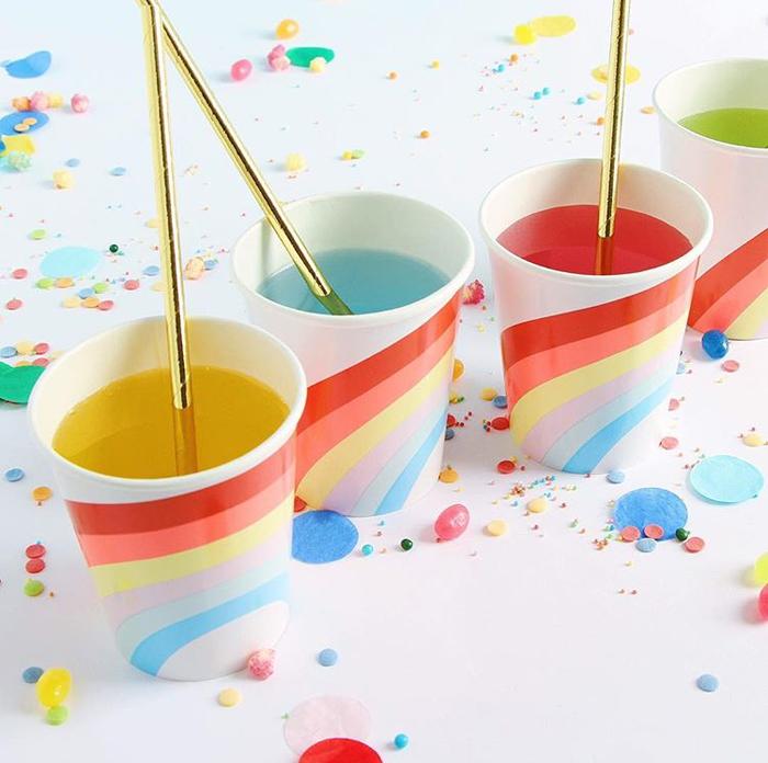 Meri Meri Rainbow Party Petit Amp Small