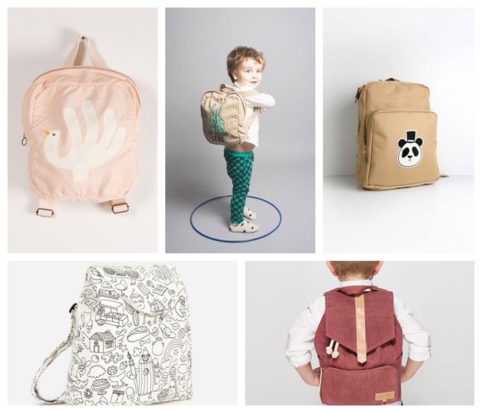 Back to School with The Best School Bags