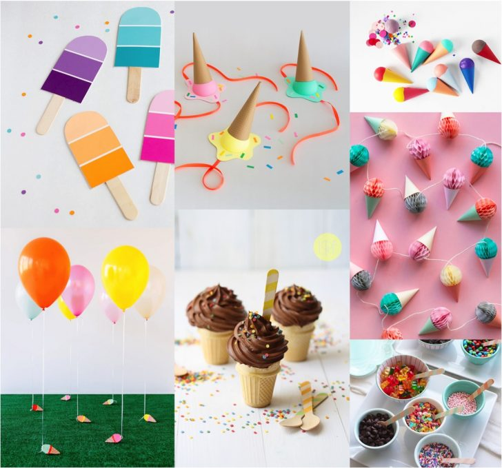 Ice Cream Party Ideas Petit Small