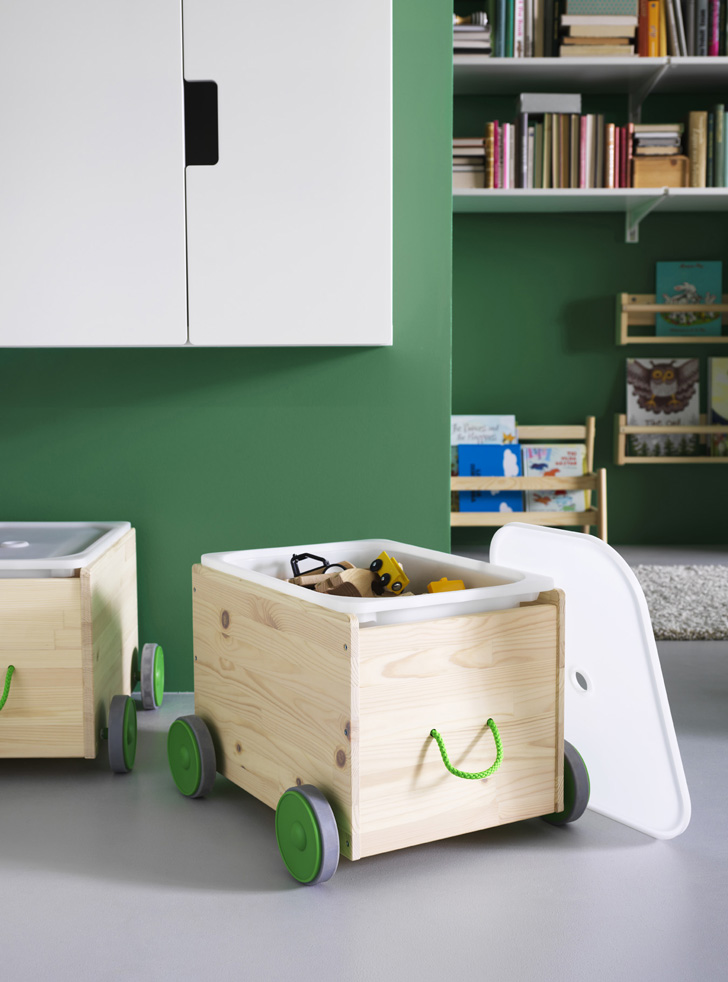 Ikea 39 S Storage Solutions For Kids Petit Small