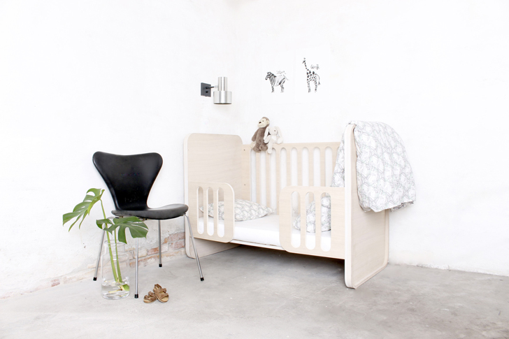 Baby Furniture Inspired by Nordic Style Petit Small
