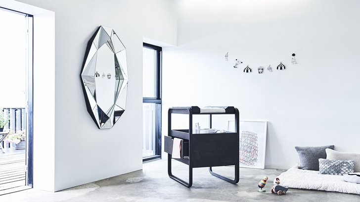 Baby Furniture Inspired by Nordic Style