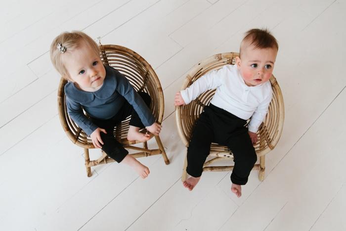 COLLAR-BODYSUIT-FOR BABIES