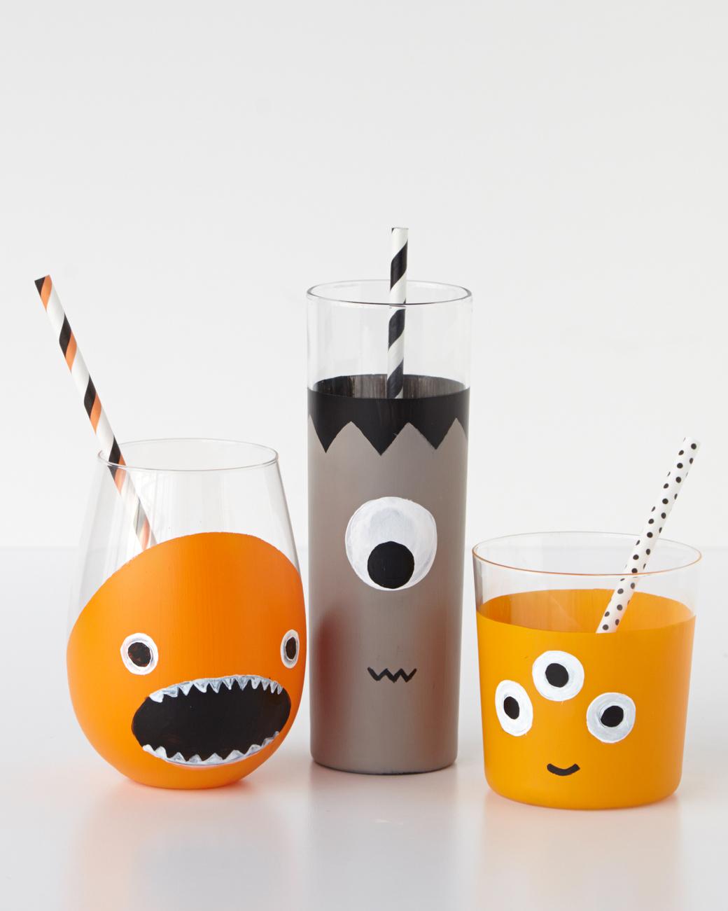 diy-halloween-monster-glasses