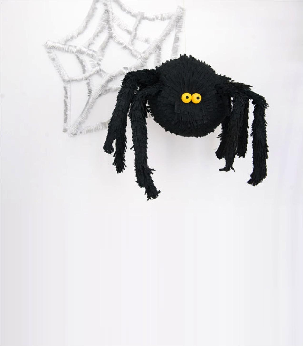 diy-halloween-spider-pinata