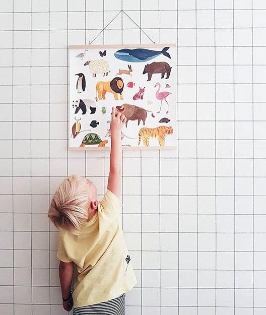 alfiewild-kids-poster