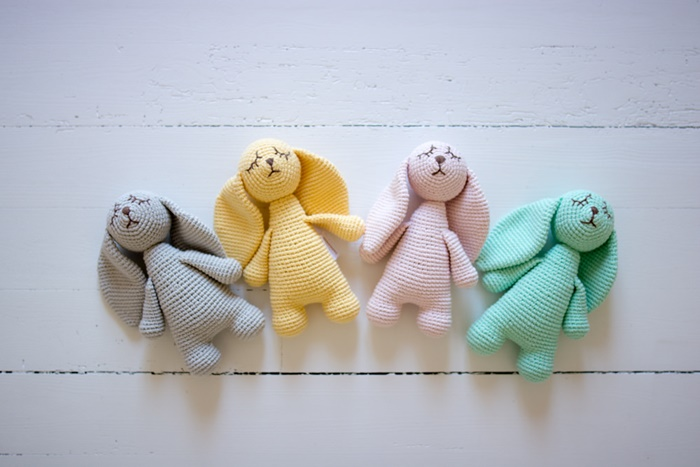 Bebemoss, Knitted Dreams and Crocheted Friends