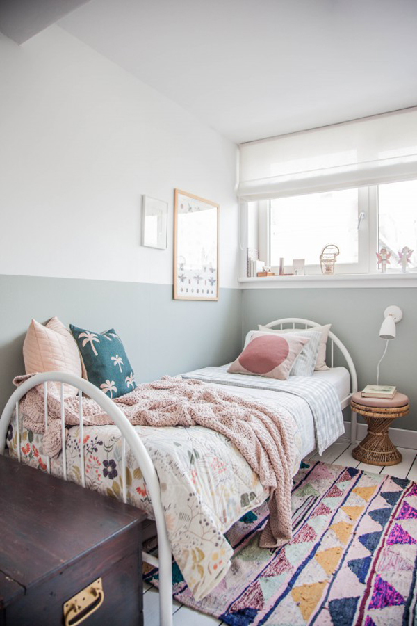 bohemian-bed-childrens-room