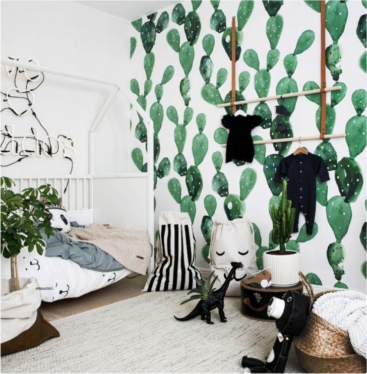 Love Cacti? Add a Little Cactus Chic to your Kids Rooms