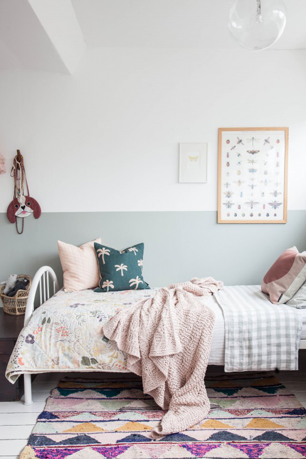 Bohemian Vibes in Children's Rooms