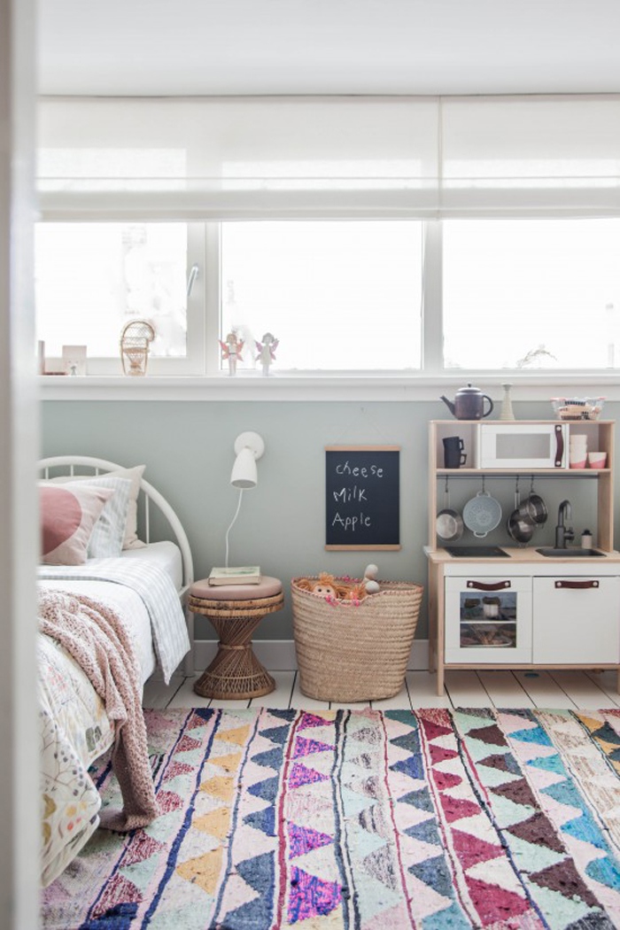 Bohemian Vibes In Children S Rooms Petit Amp Small