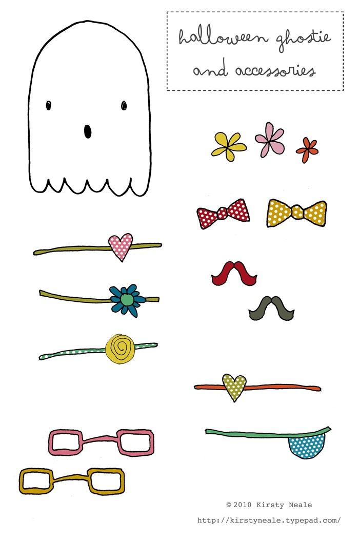 halloween-ghostie-templates