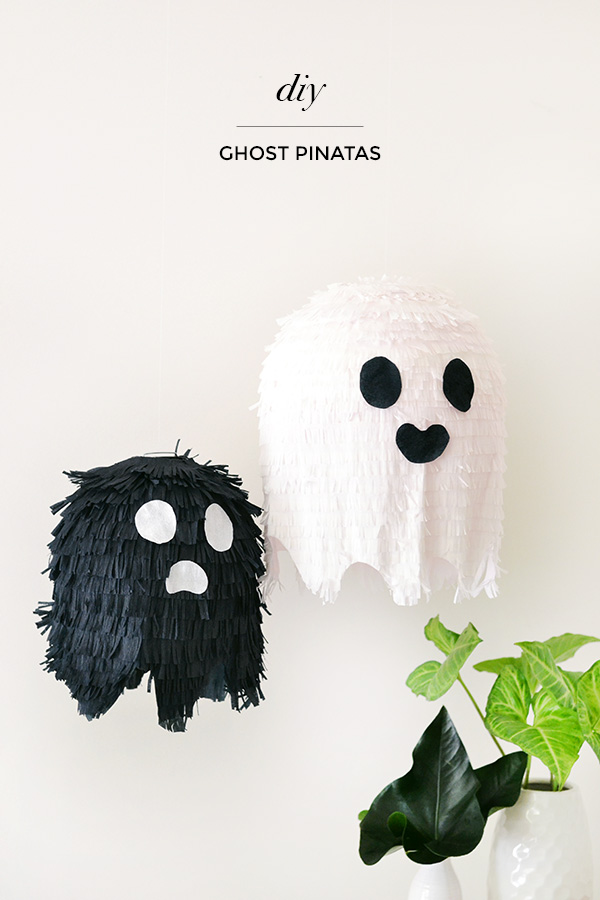 diy-ghost-pinata