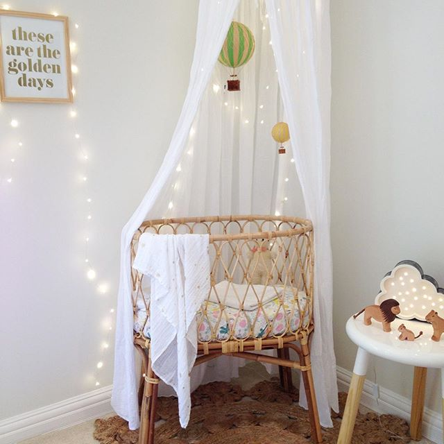 Kids Room With Fairy Lights