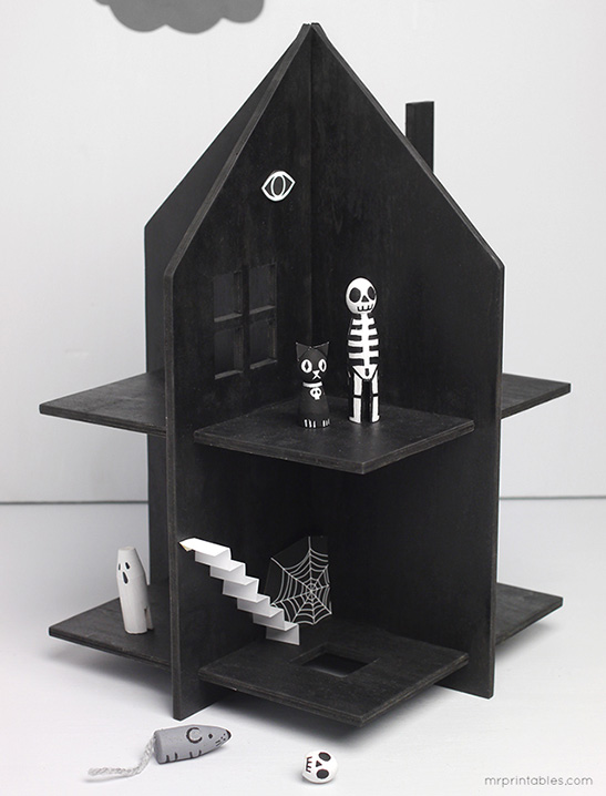 halloween-crafts-haunted-dolls-house