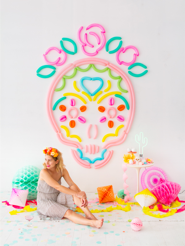 sugar-skull-balloon-backdrop