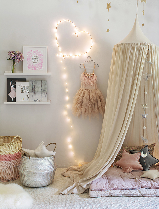 How To Create Special Kids Spaces With Hanging Canopies Petit Small