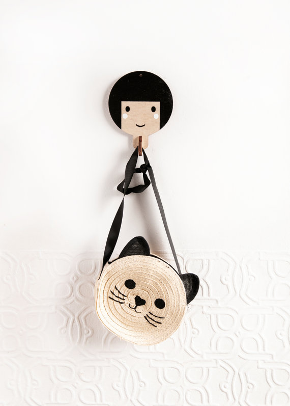 Time for Fun Accessories! 20 Wall Hooks for Children's Rooms
