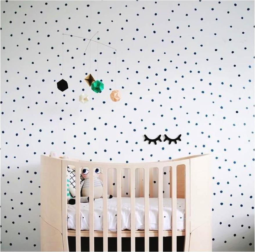 polka-dots-room