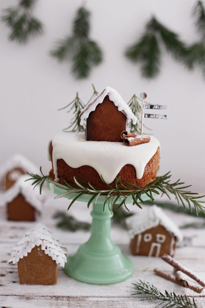 Breathtaking Christmas Cakes for the Sweetest Moments
