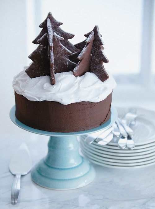 Best Christmas Cakes For Children Delicious Recipes